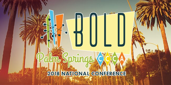 CCCA BOLD Conference